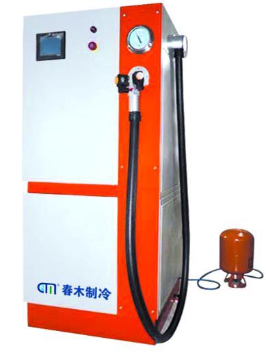 Ce Certificate Cm86 Ac R600 1234yf Refrigerant Filling Equipment Buy Refrigerant Filling Equipment Gas Cylinder Filling Station Refrigerant Filling