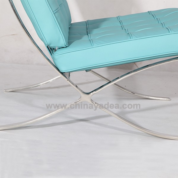 Barcelona stoel replica mies van der rohe barcelona stoel for Mies van der rohe replica