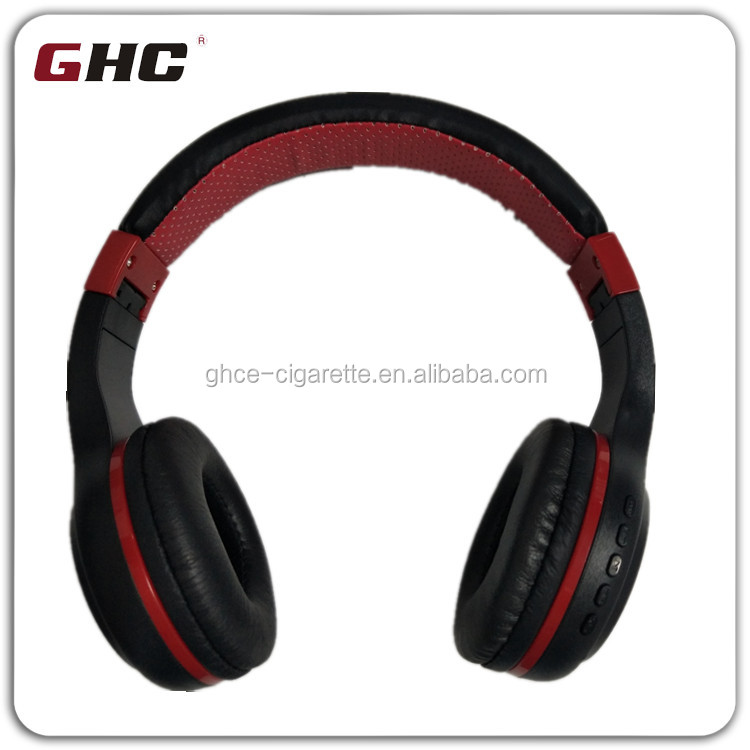 Bluetooth wireless headset ear protective headphone over head headset with logo from factory
