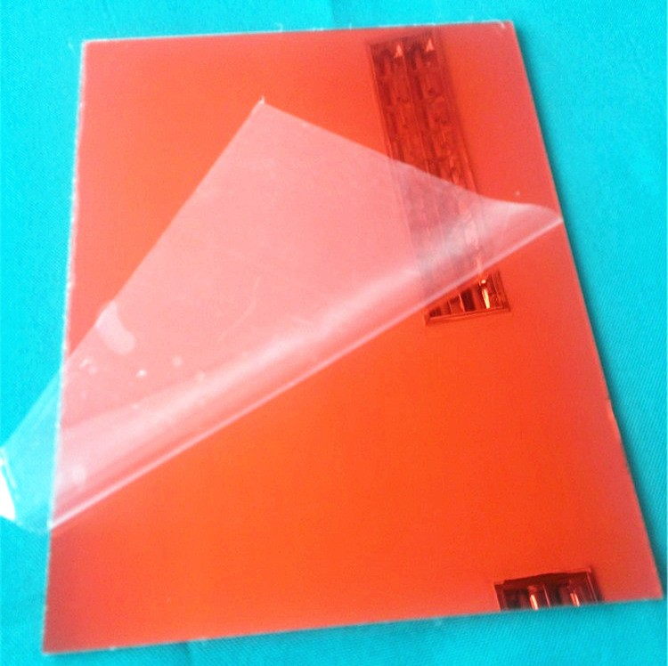 China Factory Acrylic Mirror Sheet Cut To Size For Gym