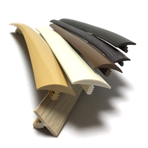 Wholesale factory price furniture table rubber pvc flexible t molding edge  trim