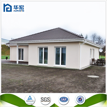Pre made flexible layout modern 100m2 prefabricated house for Pre made house plans