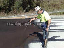 quick -setting sprayed liquid rubber coating cheap price