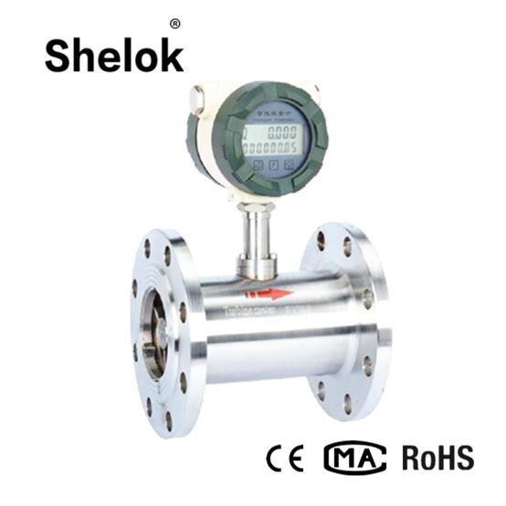 ultrasonic sulfuric acid flow meter