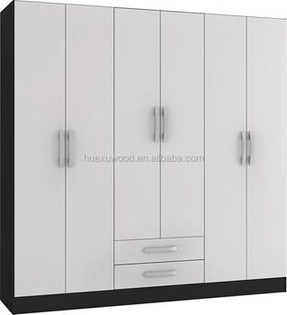Design 6 Door Wardrobe With Drawers For Bedroom - Buy Wardrobe With  Drawers,6 Door Wardrobe Design,6 Door Bedroom Wardrobe With Drawers Product  on ...