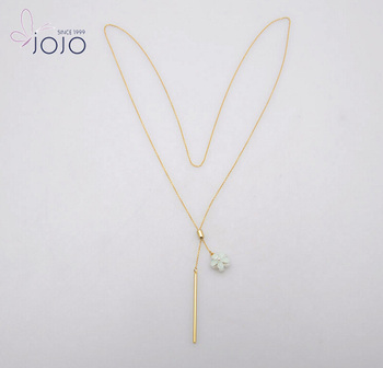 Fashion New Style High Quality Simple Gold Chain Design Acrylic