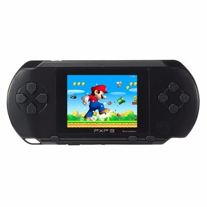Children handheld video game player PXP3 Built-in 16 Bit Games With Gamecard for Christmas gift