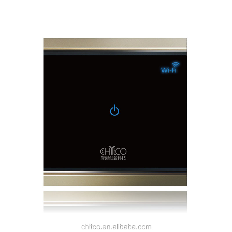 Chitco built-in wifi modern light <strong>switches</strong> for Home automation systems US standard <strong>switch</strong>