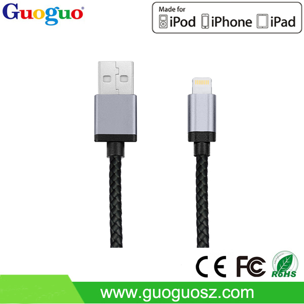 Best selling mfi certified manufacturers retractable usb cable,Usb Cable Data Cables for iPhone 6