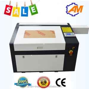 CO2 Laser Engraving Machine Cutting Printer 110V/220V 60W Laser Cutter Engraving Printing Mini Laser Cutting Machine