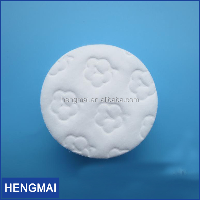 Round Cosmetic Cotton Pad