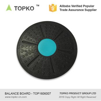 Topko Wholesale Hot Exercise Yoga Wobble Durable Polypropylene ...