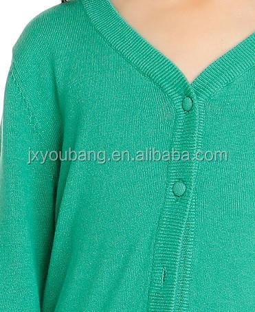 Fashion Style Jacquard Baby Wool Handmade Sweater Design For Girl ...