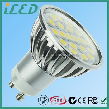 Ce Rohs U10 Led Spot Light Bulb 230v Dimmable 320 Lumens 3000k 120 ...