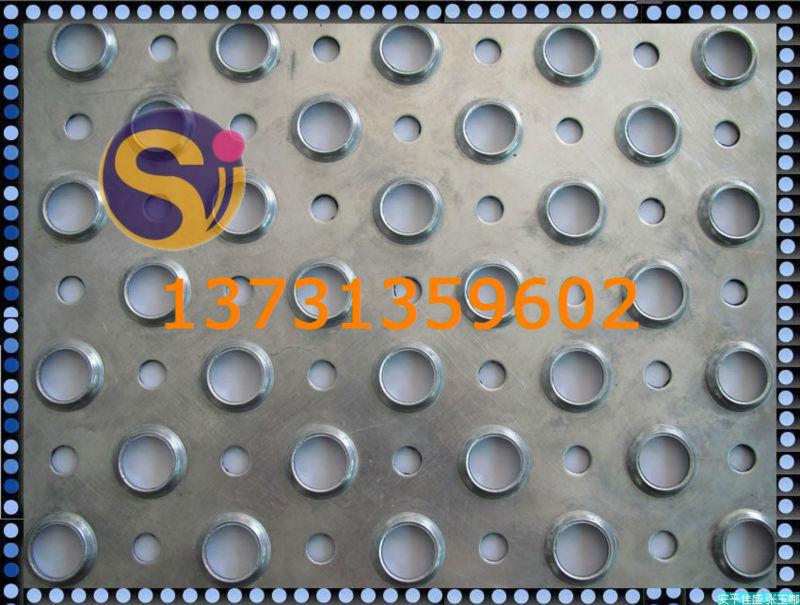De aluminio antideslizante placa de acero de aluminio for Placa de acero