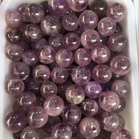Different Size New product 2017 Natural Amethyst ball crystal balls for decoration