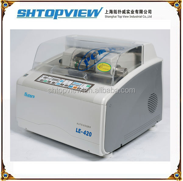 LE-420 China Ophthalmic Instrument Low Price Auto Lens Edger