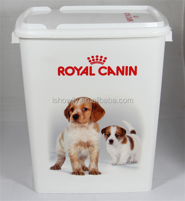 Canin High Quality Pet Food Grade 10kgs Container Bin
