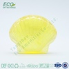 yellow transparents min hotel soap soap base melt pour with paper