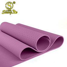 TPE Material 6mm Thickness Yoga Mat Wholesale