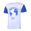 new style casual mens clothing t-shirt wholesale plain round neck slim fit t shirt for men