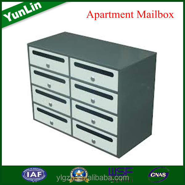 YL00-D apartment mailbox in hui mei building block