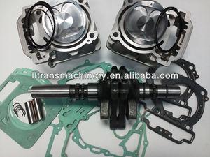 Hisun 800cc engine crankshaft assembly