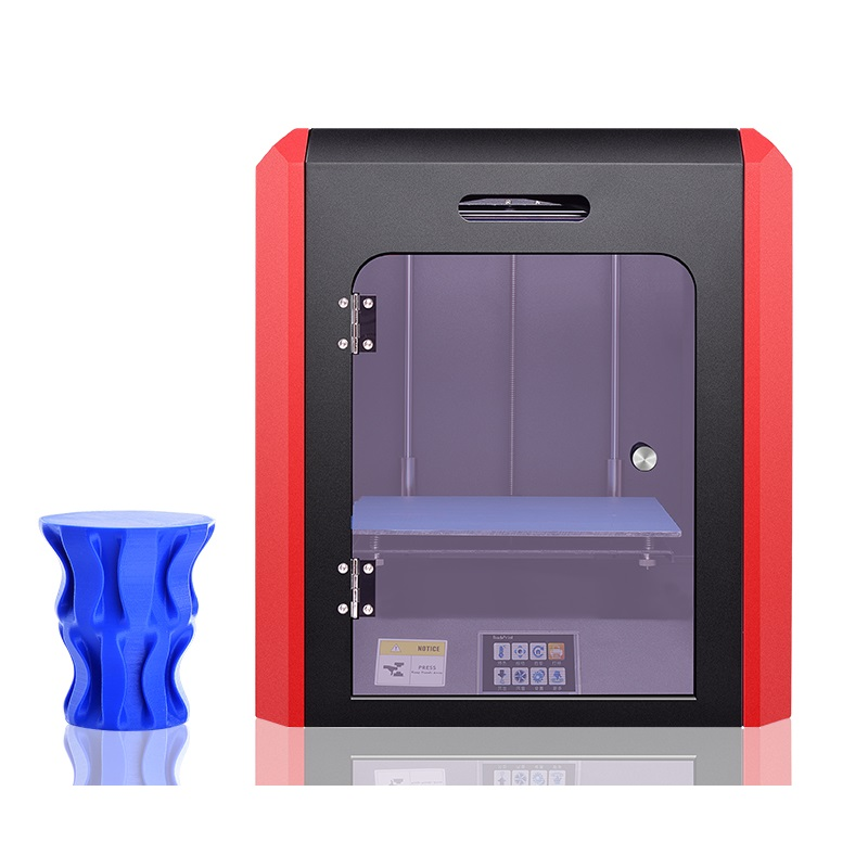 2017 Hot Selling Yite 3D Printer Free Filament ABS PLA CE FCC RoHS Certificates Approved