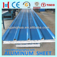 Coated Aluminum Metal Sheet for Roofing