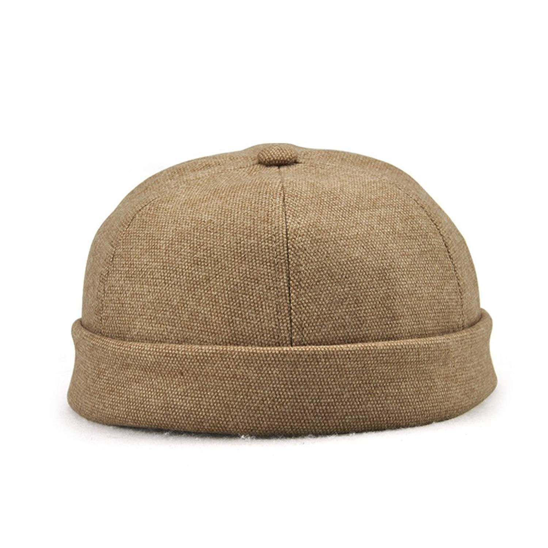 e5516c6f36041 Get Quotations · Melii Plain Kufi Hats Skull Cap Warm Winter Beanie For Men  Women