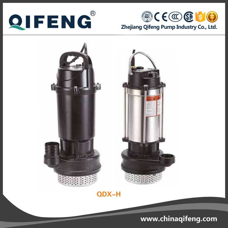 flowing collection rain water pumps types