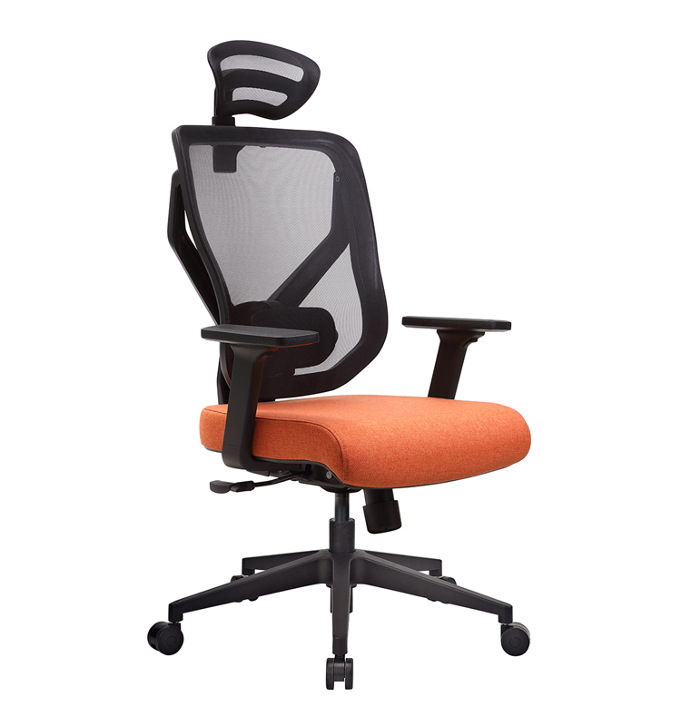 Swivel Fabric Comfortable Mesh Office Hotel Desk Chair