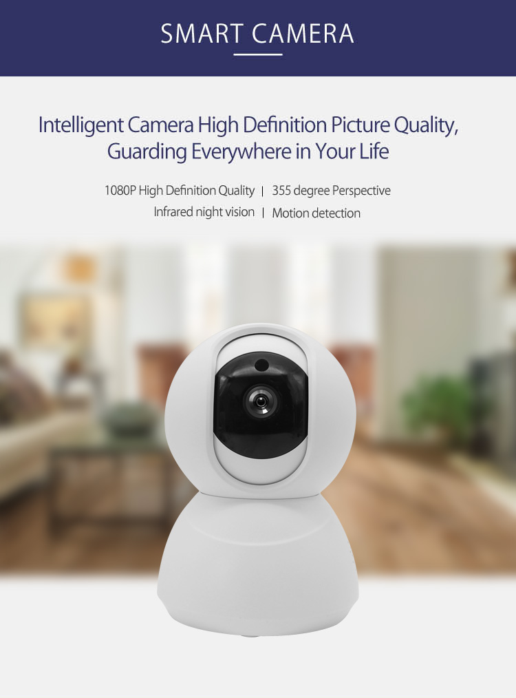 HH Wireless indoor CAMERA,  smart home camera wifi , Good baby monitor Camera