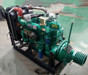 2019 China Best Factory Price High Quality Super Silent Permanent Magnet Marine Flywheel Diesel Generator Set 125kv