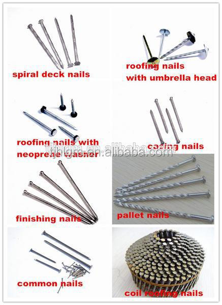 how to use masonry cut nails