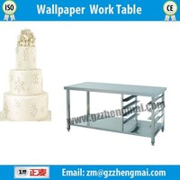 Wallpaper work table China supplier