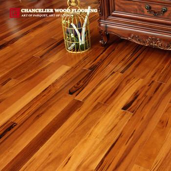 Elegance Exotic Natural Brazilian Tiger Wood Flooring