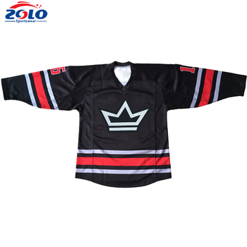 new design custom cheap sublimation jersey hockey
