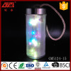 line light bottle shaped glass Xmas decoration