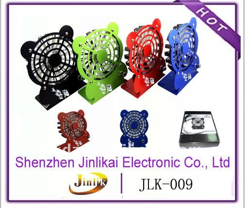 high quality low noise with speed control computer usb fan