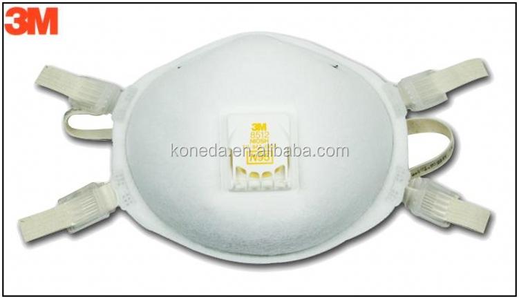100% Original 3m 8512 N95 Respirator Mask,3m Protective Anti-virus ...
