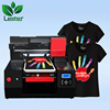 LSTA3-929 Fast and High Printing Speed 2 Printer Heads Directly Printing T-shirt DTG Kiosk Garment Printer Machine