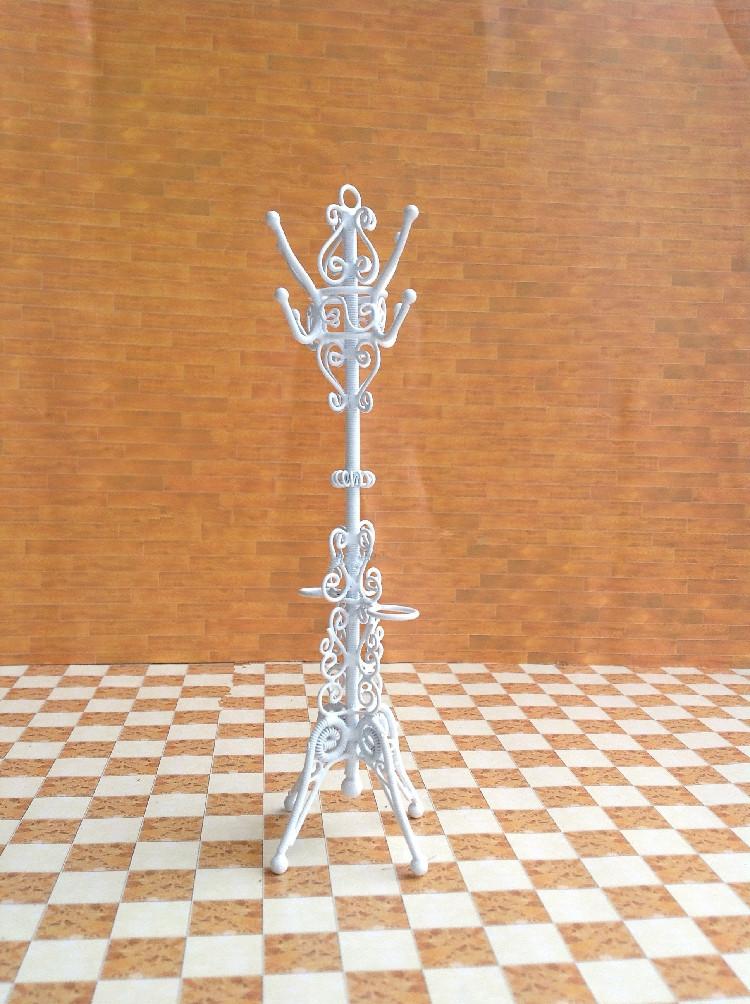 1 12 Cute MINI Dollhouse Miniature hanger