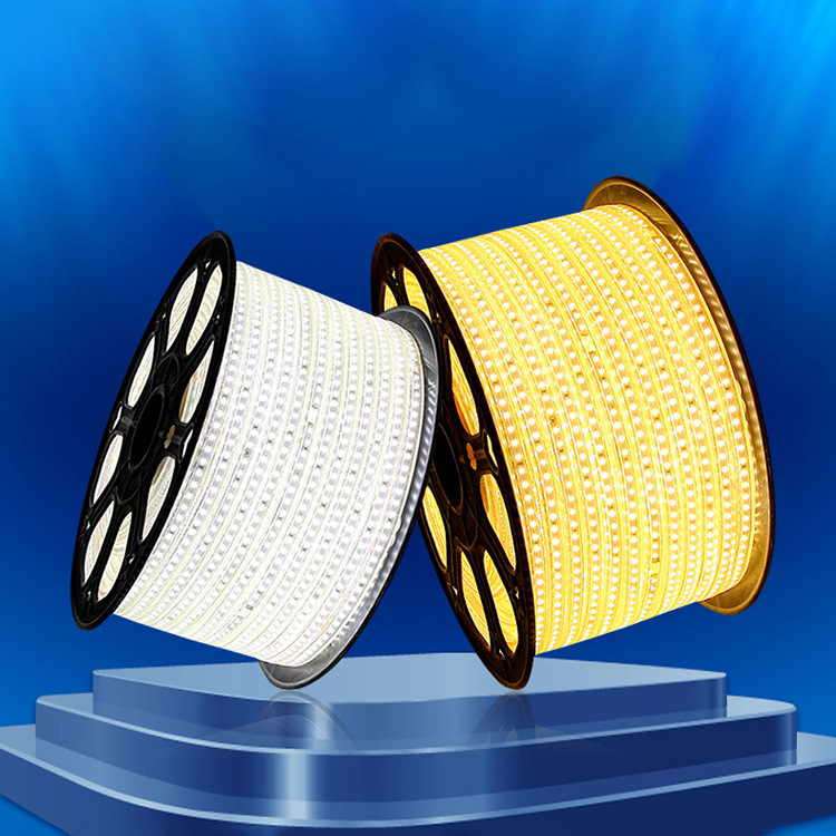60 Led/m 110V/220V 5050 Chips Flexible 5730 led strip multicolor RGBW 2835 led strip