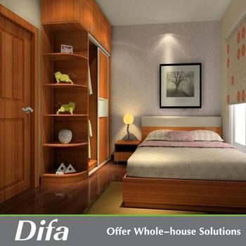 Beautiful Indian Organiser Half Height Fancy Bedroom Wardrobe Designs