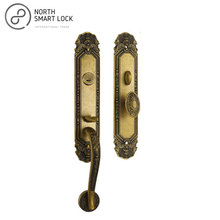 High quality guard safety handles fire proof mortise door locks