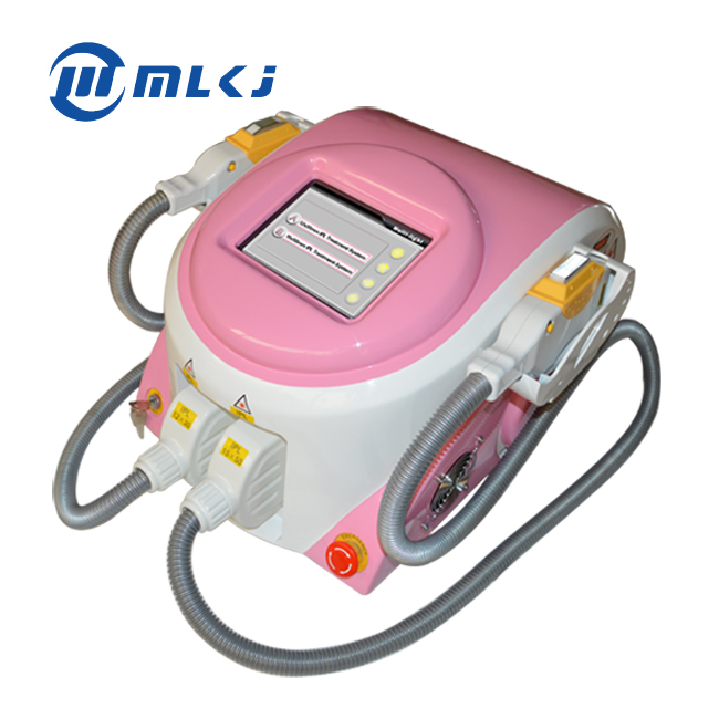 SHR IPL Soprano Ice Laser Hair Removal Machine with Good Cooling