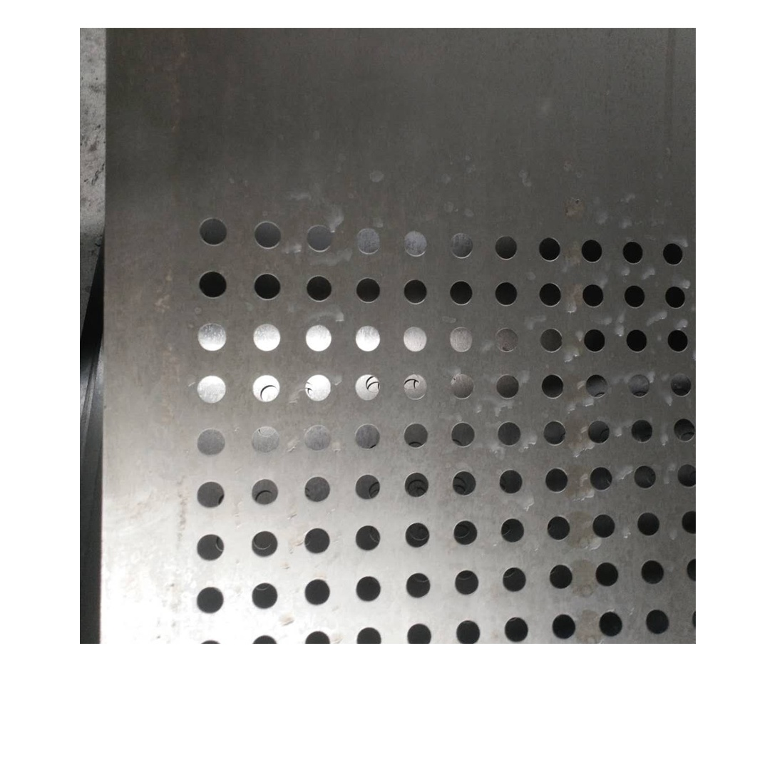 Round hole 3mm thickness speaker grille circle perforated metal <strong>mesh</strong>