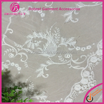 Lace Indian Embroidery Designs Flower Lace Saree Embroidery Lace