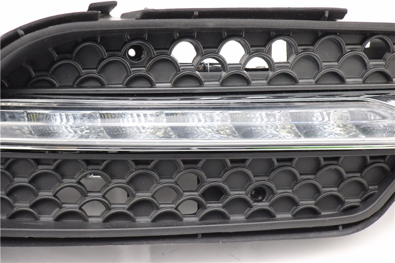 Wholesale Factory price Led Drl High Quality Led Daytime Running Light For Benzz c Class w204 2011 - 2015